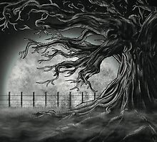 Tree Of lost Souls by OleRed