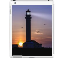 Point Arena Lighthouse iPad Case/Skin
