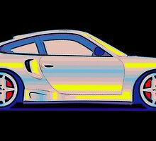 Neon Carrera Dream by Florian Rodarte