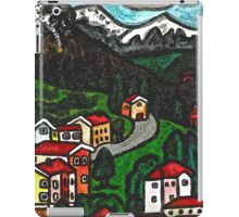 Simply Swiss iPad Case/Skin