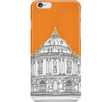 Radcliffe Library Oxford iPhone Case/Skin