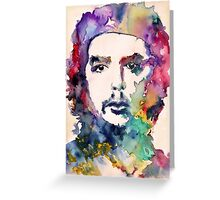 Che Guavara Greeting Card