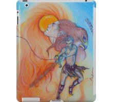 Between the Shadows iPad Case/Skin