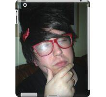 Jimmy thinking iPad Case/Skin
