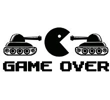 GAME OVER by margottina