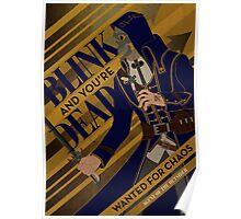 Corvo - Blink Poster