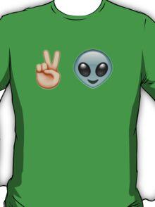 aliens bruh T-Shirt
