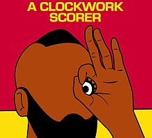 James Harden (A Clockwork Scorer) by cbgigot