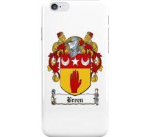 Breen (Kerry)  iPhone Case/Skin