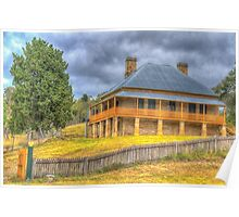 Hartley Historic Village # 1 - Hartley NSW - The HDR Experience Poster