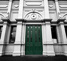 The Green Door by LadyThegn
