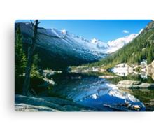 Mills Lake Canvas Print