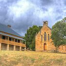 Hartley Historic Village # 2 - Hartley NSW - The HDR Experience by Philip Johnson