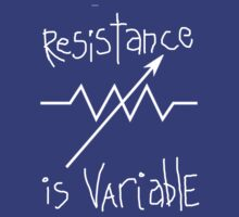 Resistance is... by stoneham