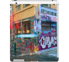 Tangled Up in Blue iPad Case/Skin