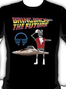 Bring Back the Future Horizons Robot Butler T-Shirt