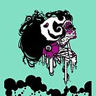 RUBY- Purple&Black re-Design by SMUDGE by SmudgeMonkey