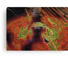 Incendium Waltz Canvas Print