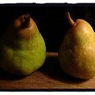 Pears  by Barbara Wyeth
