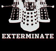 Exterminate by ladysekishi