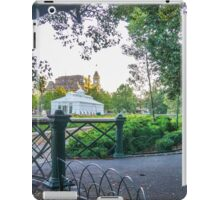 Daytime View of the Old Town Hall and Conservatory iPad Case/Skin