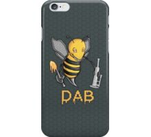 Bee Dab iPhone Case/Skin