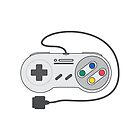 SNES by Simon Greening