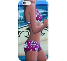 Sunrise Beach iPhone Case/Skin