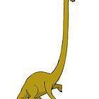 Apatosaurus by TheKingLobotomy