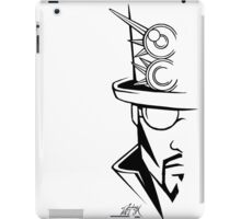 The Hatter iPad Case/Skin