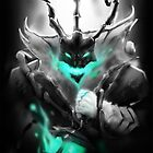 Thresh - League of Legends by Waccala