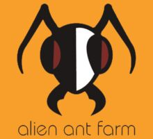 Alien ant farm - Logo by dieorsk2