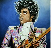 The Purple Rain Tour by Laural Retz Studio