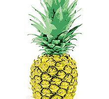 pineapple by nicholasdamen