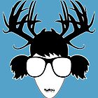 Antler Girl by BrodieLeigh