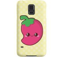 Kawaii Chilli Samsung Galaxy Case/Skin