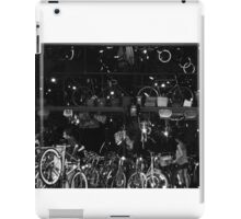West Village cycles iPad Case/Skin