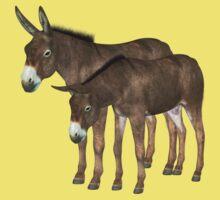 Donkeys Kids Clothes