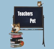Teachers Pet .. Tee Shirt by LoneAngel