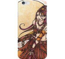 Autumn Belly Dancer iPhone Case/Skin