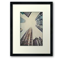The Powers Above Framed Print