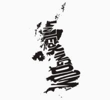 United Kingdom Black by seaning