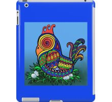 Funky Chicken iPad Case/Skin