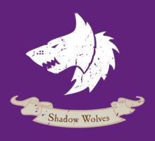 Shadow Wolves - Warhammer by moombax