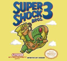 Super Shock Bros 3 by JakGibberish