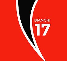 F1 2014 - #17 Bianchi by loxley108