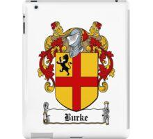Burke (Earls of Ulster) iPad Case/Skin