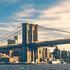 Brooklyn Bridge by Jasper Smits