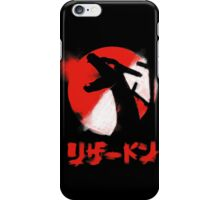 Charzilla iPhone Case/Skin