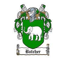 Butcher (Cork) by HaroldHeraldry